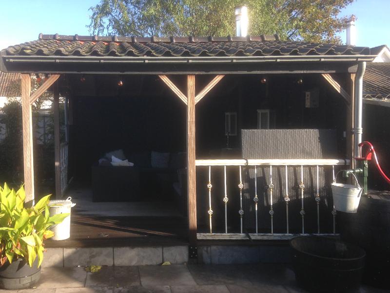 Tuinhuis/veranda